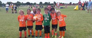 Torquespeed Youth Football Club 'Eagles'