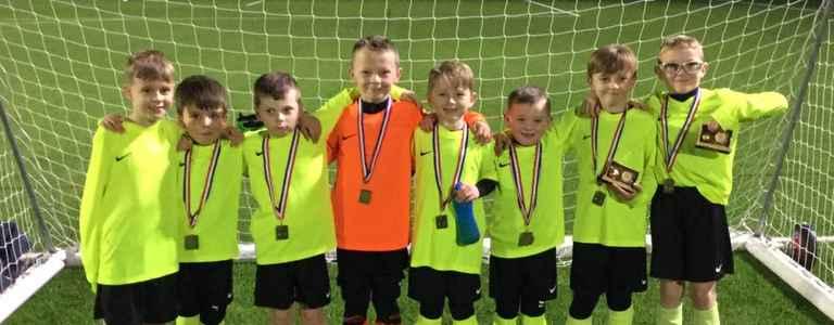 Tower Hill Boys F.C. team photo