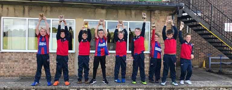 Tower Hill U9's team photo