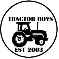 Tractor Boys FC team badge