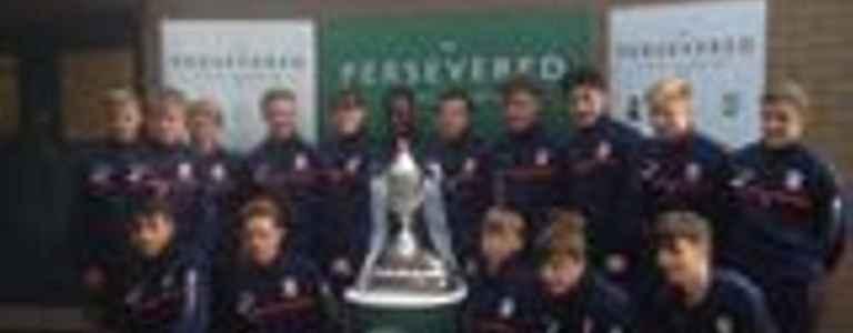 Tynecastle FC 2001 team photo
