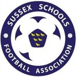 U12 Sussex School team badge