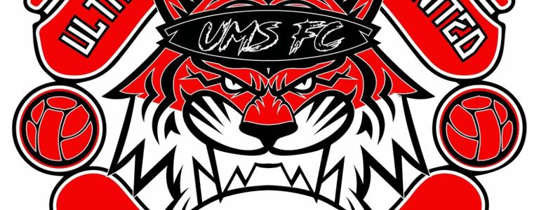 UMS FOOTBALL CLUB team photo