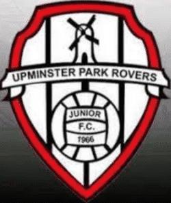 Upminster Park Rovers Red U9's team badge