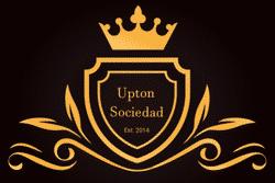 Upton Sociedad First team badge
