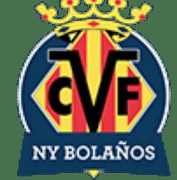 Villarreal NY Bolaños U08 team badge