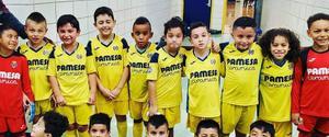 Villarreal NY Bolaños U08