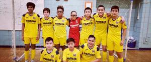 Villarreal NY Bolaños U14