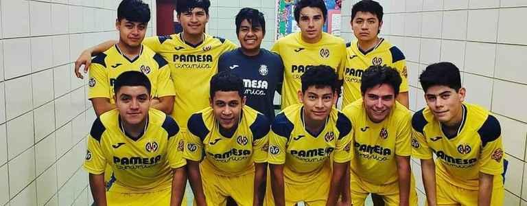 Villarreal NY Bolaños U19 team photo