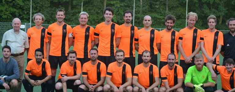 VK Agon - First Division team photo