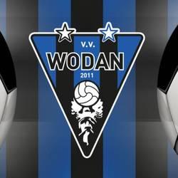 V.V. Wodan JO17-3 team badge