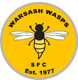 Warsash Wasps Black team badge
