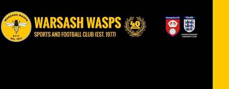 Warsash Wasps Black team photo