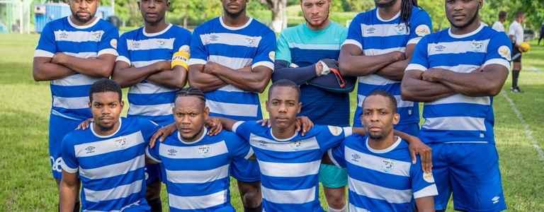 WASA FC (TTSL) team photo