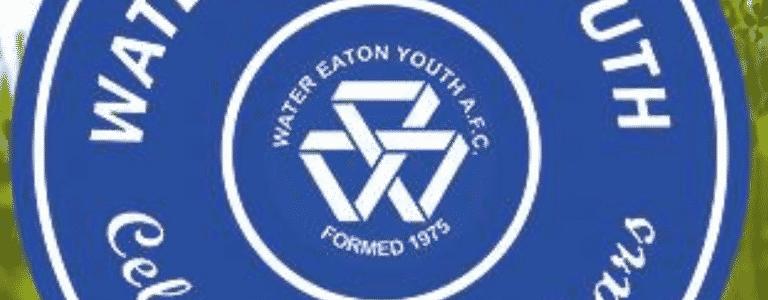 Water Eaton Youth U11 Blues team photo