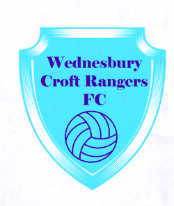 Wednesbury Croft Rangers FC team badge