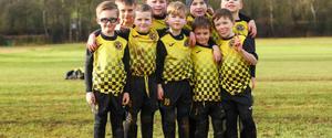 Werrington Wasps Yellows U7s