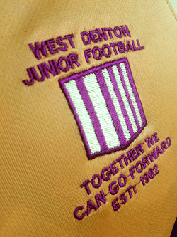 West Denton Real team badge