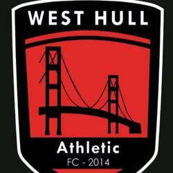 West Hull Athletic F.C. team badge