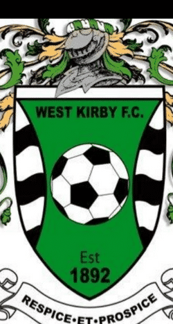 West Kirby First team badge