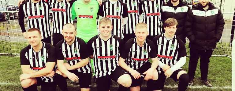West Kirby First team photo