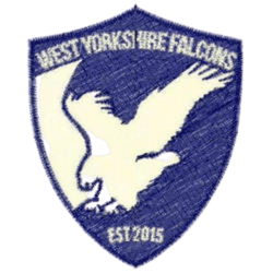 West Yorkshire Falcons FC team badge