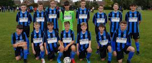 Whittlesey Junior FC Blue U15