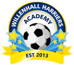Willenhall Harriers Academy Football Foundation team badge