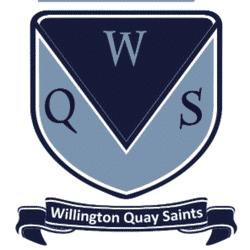 Willington Quay Saints - Division 2 team badge