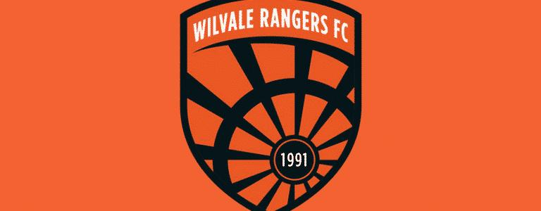 Wilvale Rangers 2008-10 Warriors team photo