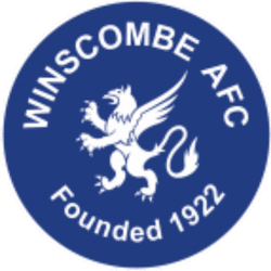 Winscombe U14 team badge