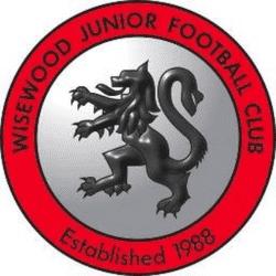Wisewood JFC U16 Red team badge