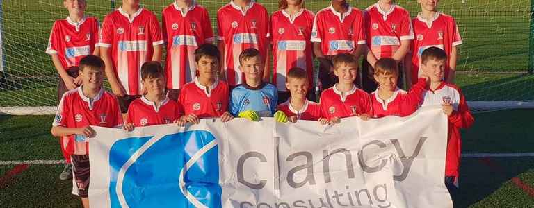 Witton Albion Warriors (U13) - UNDER 13 DIVISION TWO team photo