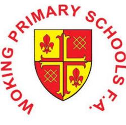 Woking Primary Schools FA team badge