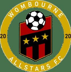 Wombourne Allstars U7 Kickers team badge
