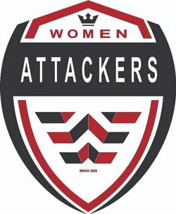 Womens Attackes team badge