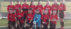 Woodbank Junior U14 Girls Red