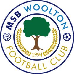 Woolton Montpellier team badge