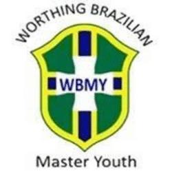 Worthing Brazilian Masters Youth Blues team badge