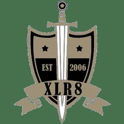 XLR8 team badge