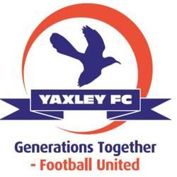 Yaxey FC team badge