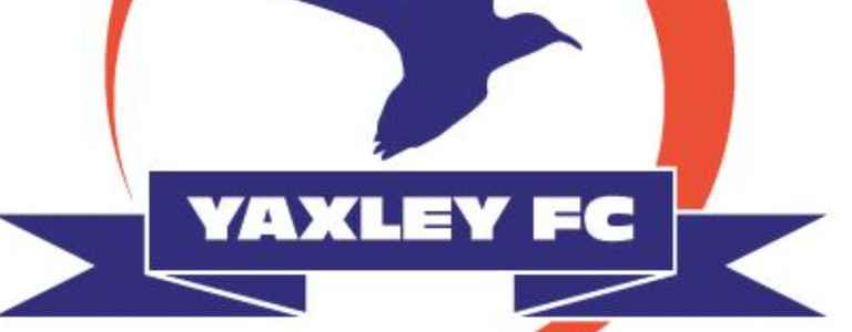Yaxey FC team photo